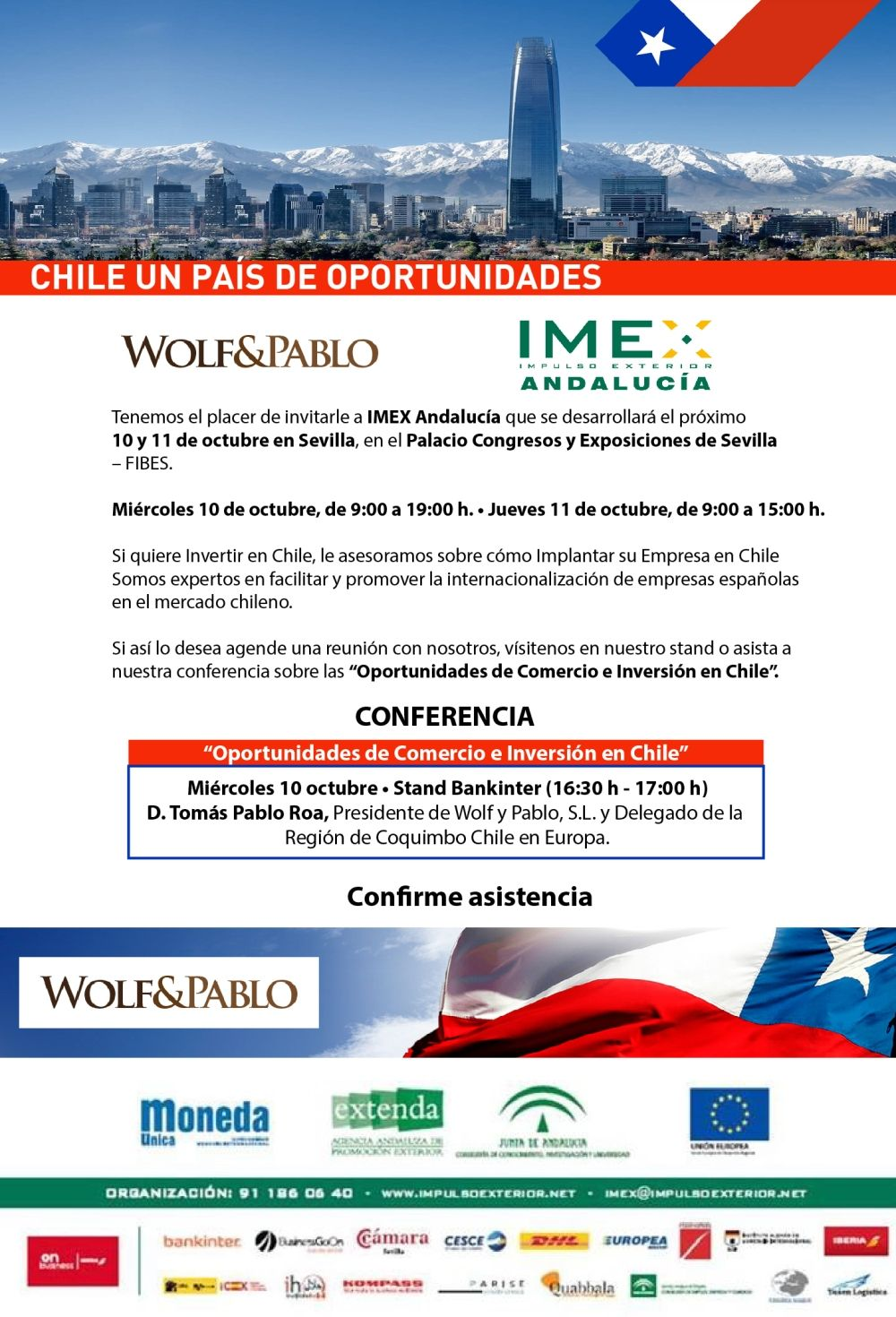 IMEX 2018 Andalucía Wolf y Pablo