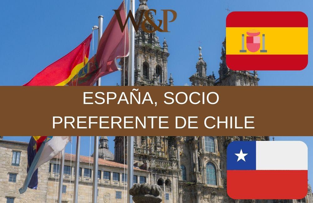 España socio económico preferente de Chile
