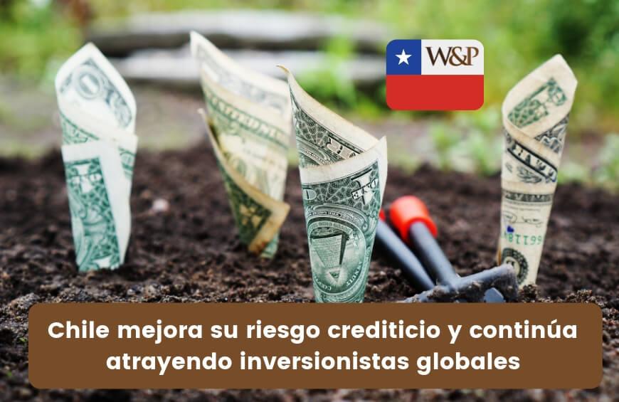 chile mejora credito inversion