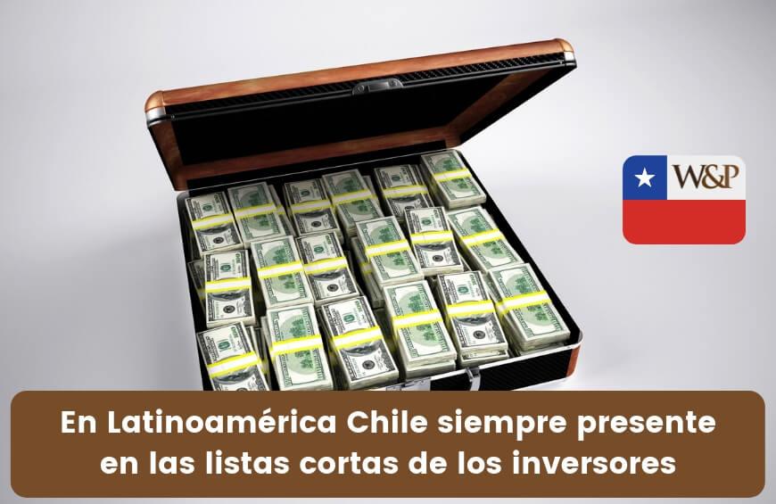 chile listas cortas inversores latinoamerica