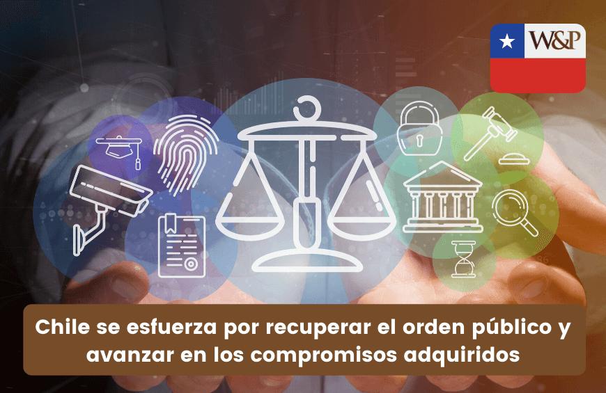 Chile recuperar el orden publico
