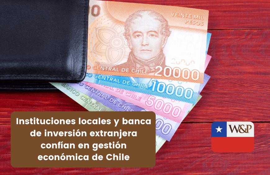 gestion economica de Chile coronavirus