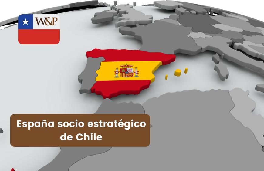 espana socio estrategico de chile