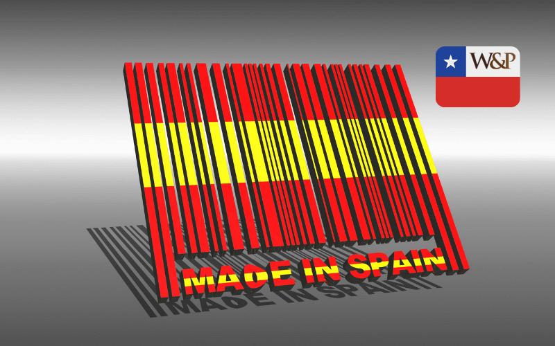 pyme espana exportar en chile