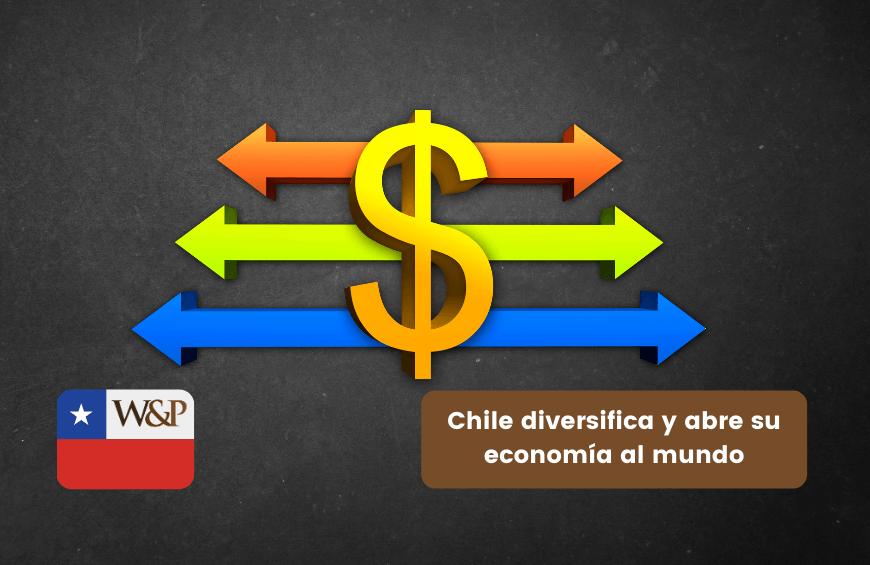 chile diversifica economia